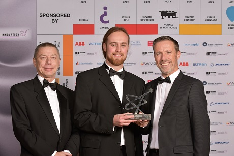 IET Innovation Award for Cyber Security