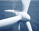 Wind farm layout