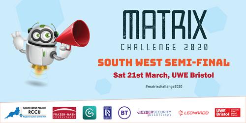 Matrix Challenge 2020 sponsors