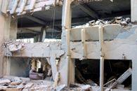 Hotel blast threat