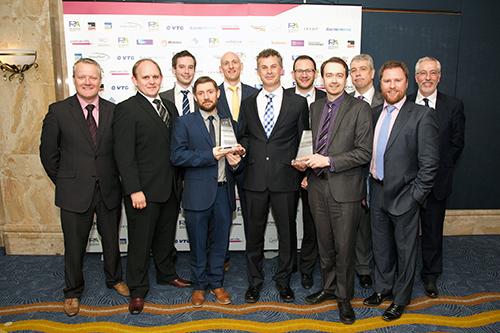 Rail award