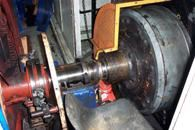 Investigation of bearing failure