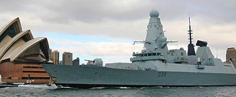 Surface Ships Banner 14